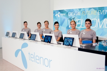 Telenor Digital Future Event