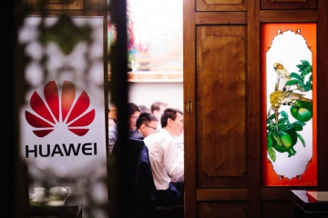 Huawei-Vodafone CEO meeting